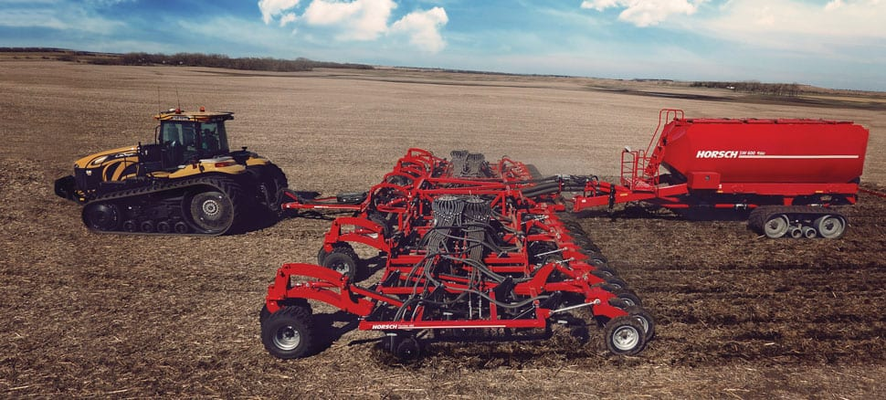 Openers To Fit Horsch